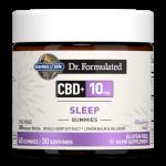 Dr Formulated CBD plus Sleep