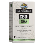 Dr Formulated CBD Plus DHA