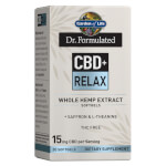 Dr Formulated CBD plus Relax