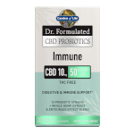 Dr Formulated CBD Probiotics Immune