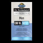 Dr Formulated CBD Probiotics Men