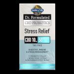 Dr Formulated CBD Probiotics Stress Relief
