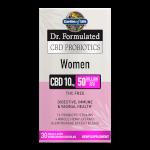 Dr Formulated CBD Probiotics Women