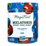 Gummy Melatonin Berry Good Sleep