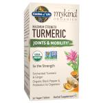 MyKind Organics Maximum Strength Turmeric Joints and Mobility