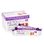 Slender FX  Keto Caramel  Bars