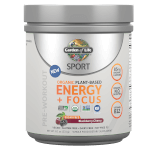 SPORT Organic Plant-Based Energy Focus Sugar Free