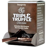 Triple Truffle  Chocolate